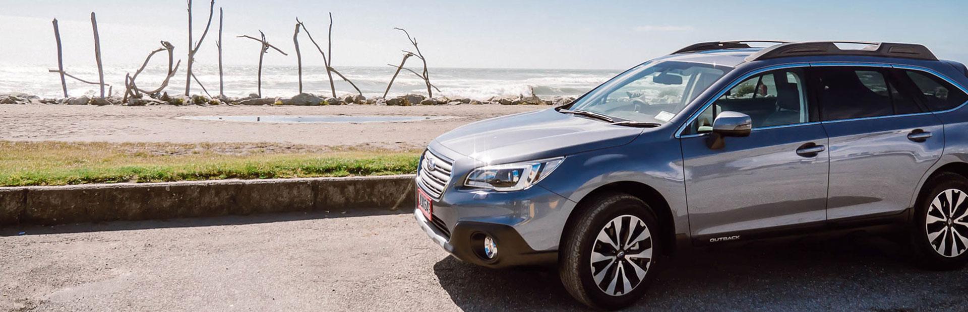 Subaru Car Rental