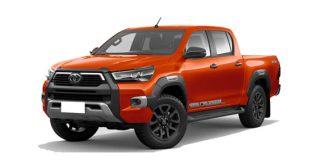 Toyota Hilux SR5 Cruiser UTE